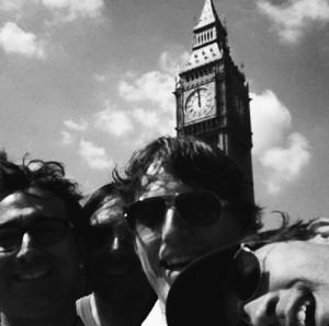 Big Ben selfie