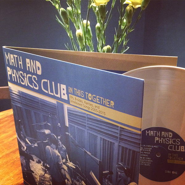 Math and Physics Club - In This Together LP