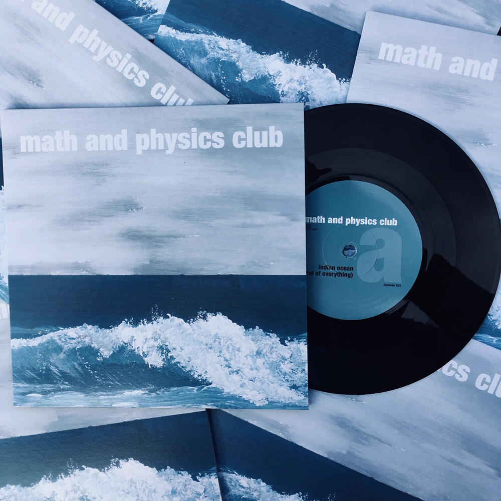 Indian Ocean 7-inch. Matinee Recordings, 2019.